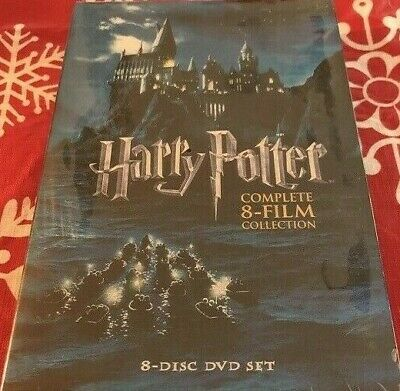 Brand New Harry Potter Complete 8-Film Collection on  DVD- 8-Disc Set- US seller