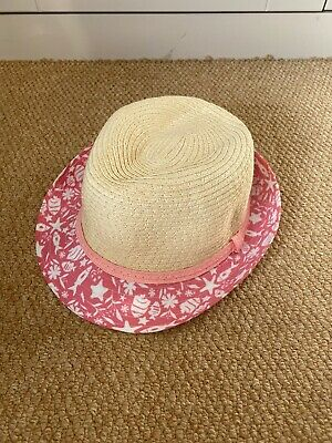 Fat face summer hat Size M