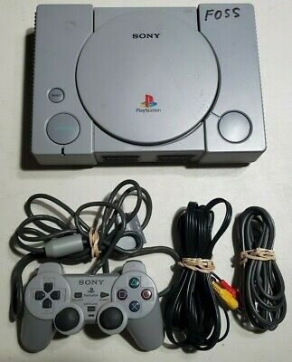 Sony PlayStation/PS1 Console System Controller Bundle