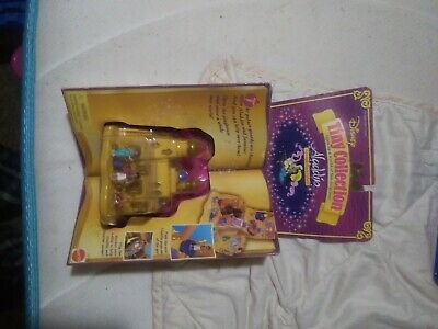 Disney Tiny Collection Polly Pocket Aladdin Agrabah Marketplace Original Package
