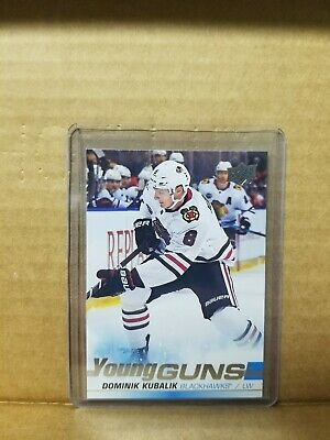 2019-2020 Upper Deck Series 1 Young Guns Dominik Kubalik #246