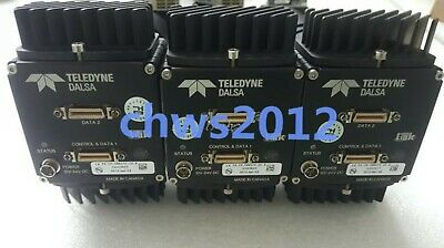 1 PCS DALSA TELEDYNE Camera P4-CM-08K070-00-R with lens in good condition