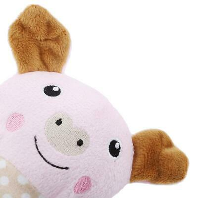 Dog Cat Chewing Squeaker Plush Play Toys Pet Dog Toy Funny Puppy Toys N3