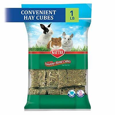Kaytee Timothy Hay for Rabbits & Small Animals, Assorted Flavors, 24 oz Bag -