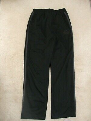 Boys Black Lonsdale Jogging Bottoms Age 11 to 12 Years BNWOT