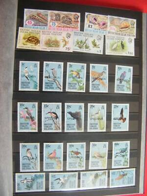 Commonwealth, QEII Mint Selection. Mainly LHM, But Some MNH. P73