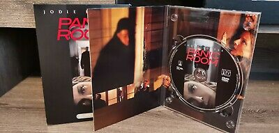 Panic Room (DVD, 2002) Jodie Foster Superbit Collection Fast Free Shipping
