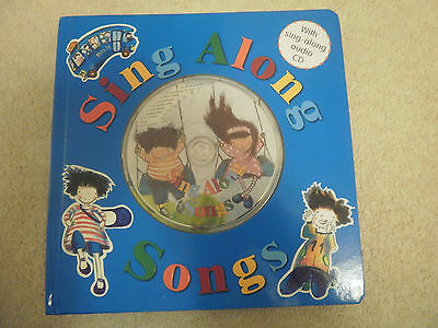 Baby Firsts Sing Along Songs with sing-along audio CD age 1+