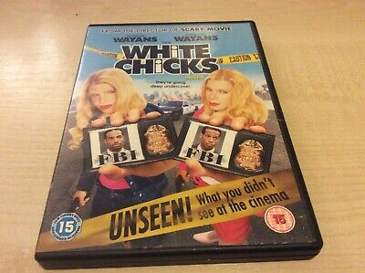 White Chicks (DVD, 2005) Starring Shawn and Marlon Wayans UNSEEN !