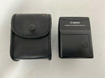 Canon ST-E2 IR Speedlite Transmitter - VERY GOOD CONDITION