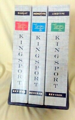 The Kingsport Book of Types; Box Set Volumes 1-3