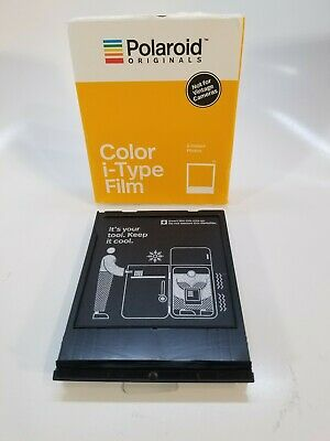 Polaroid Color i-Type Film 8 Color Instant Photos