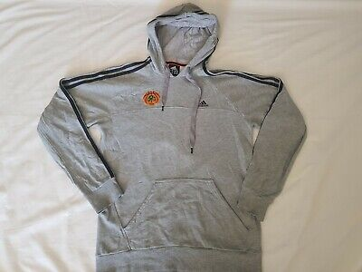 Mens Adidas Hooded Jumper Size S