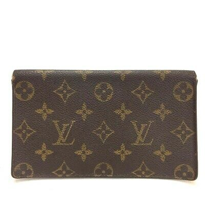 100% Authentic Louis Vuitton Monogram Agenda Horizontal Notebook Cover /ee119