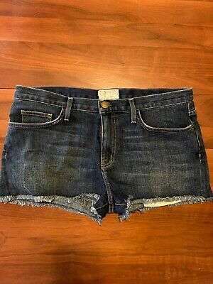 Current Elliott Denim Shorts Sz 30