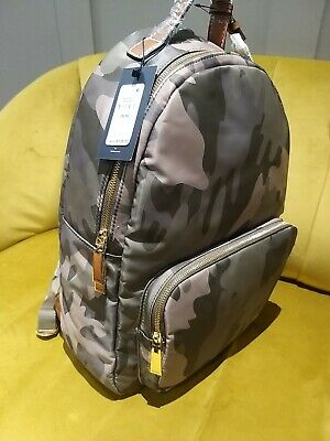 Tommy Hilfiger  Camo mens backpack ,NEW Large RRP £120