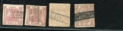 FE333) Italy old stamps Napels Napoli Gr. >>>>>>>