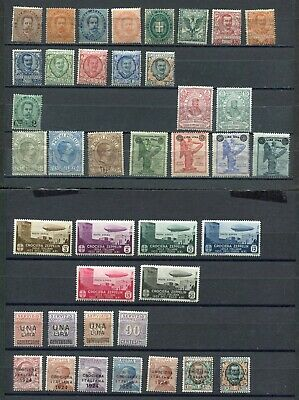 (FE342) Italy old stamps 1879-1950 collection high value