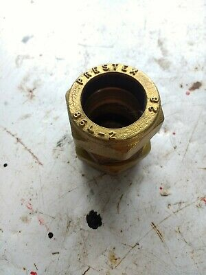 28mm Copper Pipe Connector