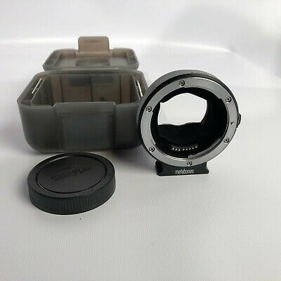 Metabones Canon EF/EF-S Lens to Sony E Mount T Smart Adapter Mark IV