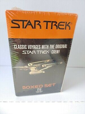 Star Trek Boxed Set 4 Books