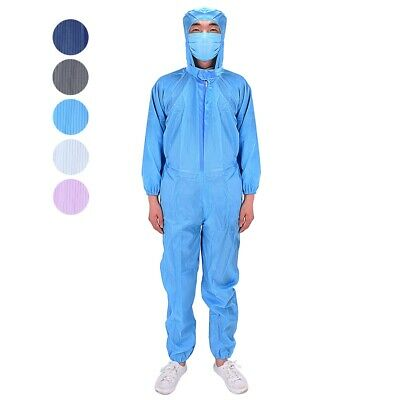Isolation Clothes Surgical Gown Suit Full Body Protection Clothes Overalls Hot