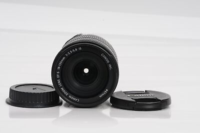 Canon EF-S 18-135mm f3.5-5.6 IS Lens 18-135/3.5-5.6 EFS                     #267