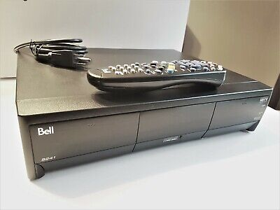 *SANITIZED* Bell 9241 HD PVR TV Satellite Receiver Box with Remote