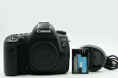 Canon EOS 5D Mark IV 30.4MP DSLR Camera Body                                #803