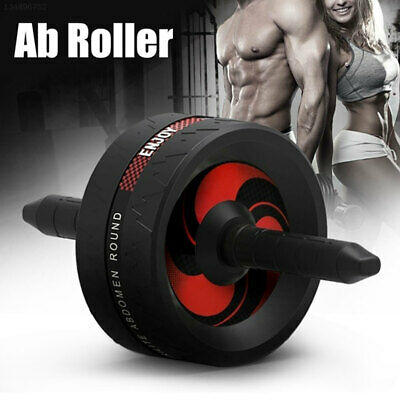 46BA Durable Abdominal Wheel Gym Sucker Outdoors Sit-Ups Assistant Four Rounds
