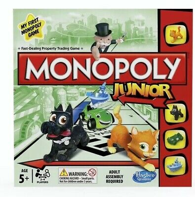 Monopoly Junior,Scrabble 360,Total X 2 Children and Family Board Games
