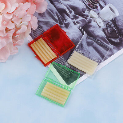 Edible orthodontic protection wax for brace irritation oral care tooth healtRKUK