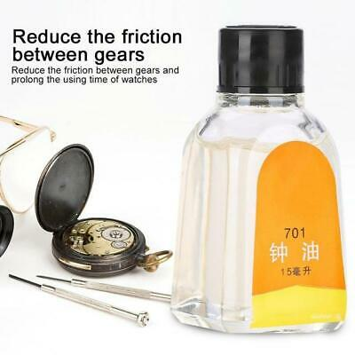 Watch Oil for All Watches Pocket Watch Repair movement Good quality Clock Lubric