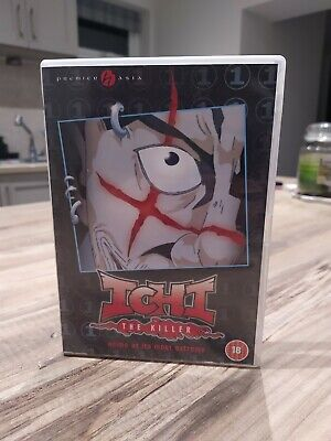 Ichi The Killer (DVD, 2004) Anime!