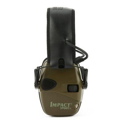 Bisley Ear Defenders Compact Rembourré Fusil Tir Clay Pigeon Chasse