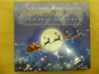 Kids Christmas Sing-Along - 2008 Holiday Cd - Includes 24 Songs on 2 CDs -  - EA