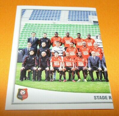 RENNES a choisir FOOT 2011 stickers image panini vignette