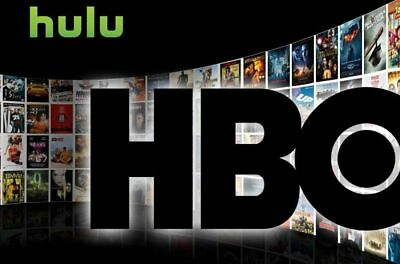 Hulu Premium + HBO + No Ads + | 1 Year | Fast Delivery