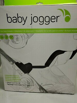 Baby Jogger 1967207 - Car Seat Adapter Single for Chicco and Peg-Perego