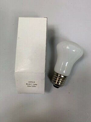 Interfit Photographic Int515 Model Lamp 60w/220V - New