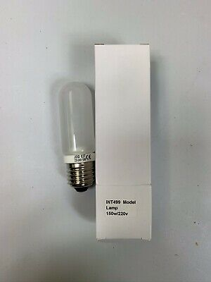 Interfit Photographic Int499 Model Lamp 150w/220V - New
