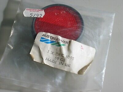 Nos Rover Sd1 Door Reflector Rover 2300 / 2600  Models Drc1095