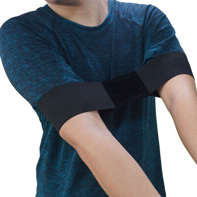 Golf Swing Training Arm Band Posture Motion Correction Elastic Fabric Attachment
