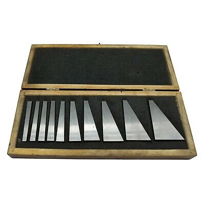 Precision Ground Angle Block Set Machinist Set Up 1 2 3 4 5 10 15 20 25 30