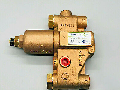Bradley S59-3045 Navigator High/Low Thermostatic Mixing Valve S593045
