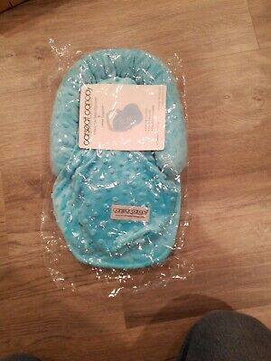Carseat canopy blue
