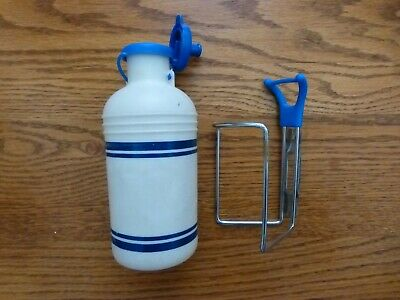 White 490000022 Gateway 6mm Bike Bicycle Cycling Water Bottle Cage