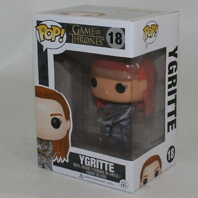 Funko POP! - Game of Thrones Vinyl Figure - YGRITTE #18 *NON-MINT BOX*