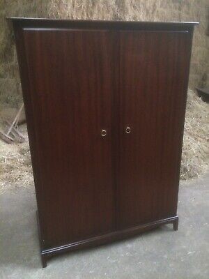 Stag Minstrel Double Wardrobe - Great Condition
