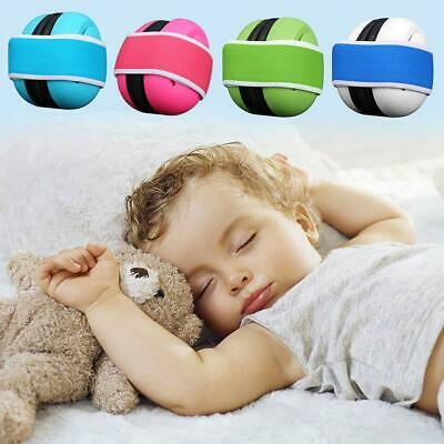 Kids Girls Boys Ear Defenders Baby Noise Cancelling Headset Earmuffs Safety Hot